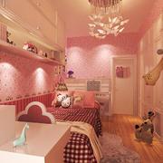 19平米简欧风格儿童房装修效果图赏析