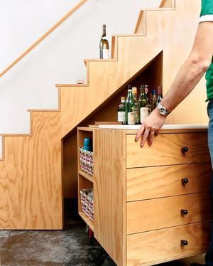 现代简约风格楼梯装修效果图大全赏析