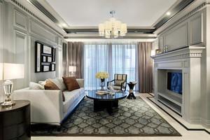 欧式风格复式楼室内装修效果图鉴赏