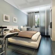 29平米现代简约风格卧室装修效果图赏析