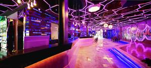 200平米后现代风格音乐酒吧设计装修效果图