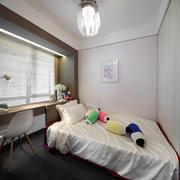 现代风格三居室精致儿童房装修效果图赏析