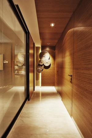 东南亚风格大户型室内过道吊顶装修效果图鉴赏