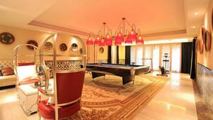 欧式风格二层别墅室内装修效果图鉴赏