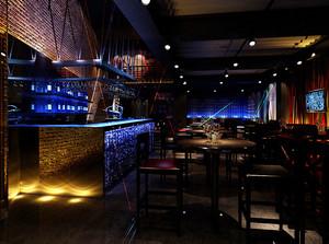 210平米后现代风格酒吧装修效果图赏析
