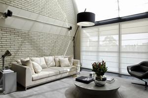 69平米现代loft风格小复式楼室内装修效果图赏析