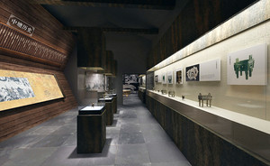 310平米现代风格博物馆装修效果图鉴赏