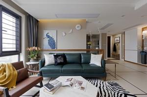 现代风格复式楼室内装修效果图赏析