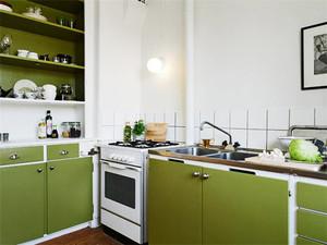 50平米北欧风格单身公寓装修效果图赏析
