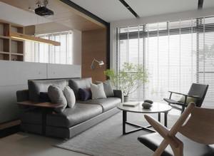 60平米日式风格小户型室内装修效果图鉴赏