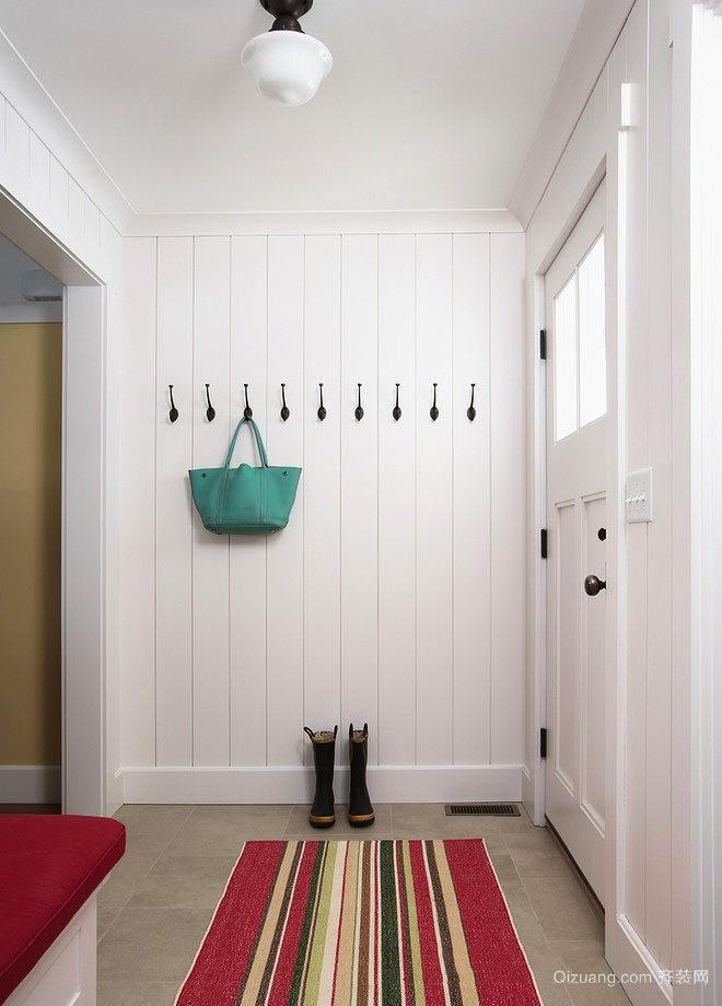30平米欧式风格别墅室内书房装修效果图赏析