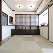 日式风格大户型室内榻榻米装修效果图