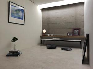 日式风格大户型室内书房设计装修效果图