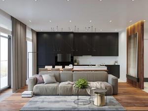 北欧风格小户型室内整体装修效果图赏析
