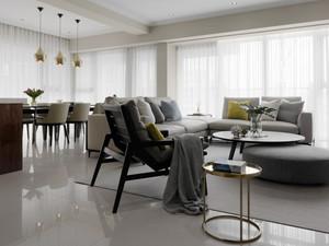 120平米现代风格室内装修效果图赏析