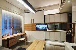 48平米现代风格小户型室内装修效果图鉴赏