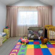 现代简约风格儿童房设计装修效果图