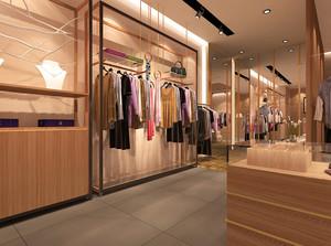 178平米现代风格服装店装修效果图鉴赏