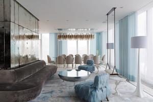 50平米北欧风格小户型室内装修效果图赏析