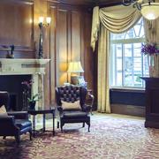 欧式奢华风格别墅客厅装修效果图赏析