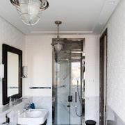 7平米现代风格小卫生间装修效果图赏析