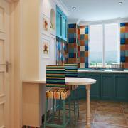 8平米简欧风格小厨房装修效果图赏析