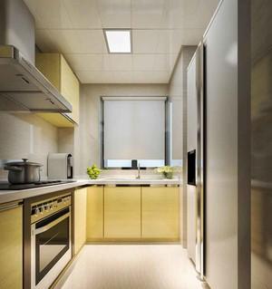 宜家简约风格厨房设计装修效果图赏析