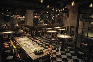 208平米后现代风格餐厅装修效果图赏析