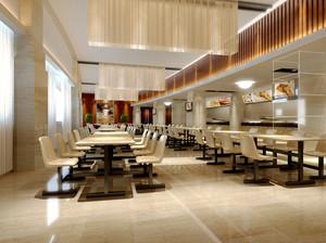 188平米现代简约风格餐厅装修效果图赏析