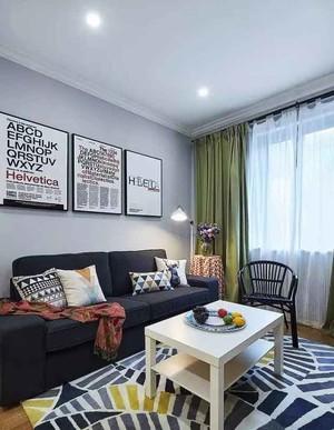 120平米宜家风格舒适温馨室内装修效果图赏析