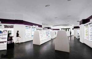 200平米现代风格超市设计装修效果图赏析