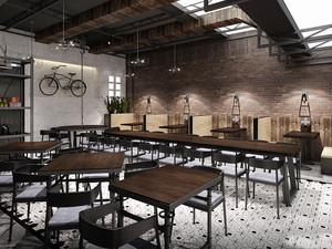 120平米后现代风格餐厅装修效果图赏析