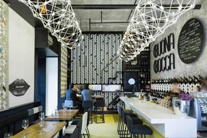 167平米现代风格酒吧装修效果图鉴赏