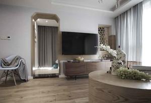 80平米宜家风格小复式楼室内装修效果图赏析