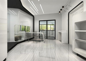 北欧风格一室一厅一卫室内装修效果图鉴赏