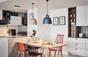 60平米北欧风格小户型室内装修效果图赏析