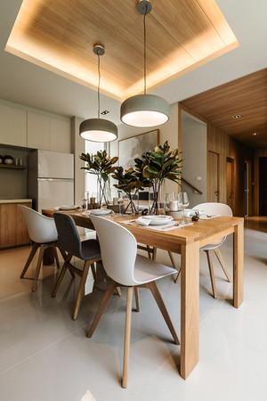 精致朴素日式风格大户型室内装修效果图赏析