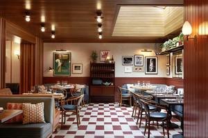 156平米现代风格餐厅装修效果图鉴赏