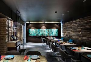 165平米后现代风格餐厅装修效果图鉴赏