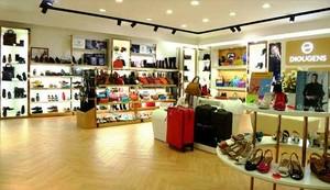66平米现代风格鞋店设计装修效果图赏析