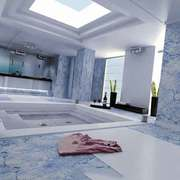 30平米现代风格别墅超豪华卫生间装修效果图