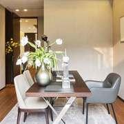 后现代风格三居室餐厅设计装修效果图赏析