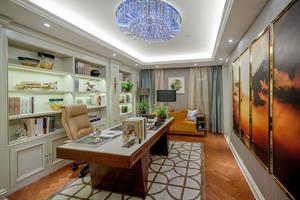 80平米奢华欧式风格室内装修效果图赏析