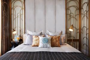 142平米现代简约风格大户型室内装修效果图