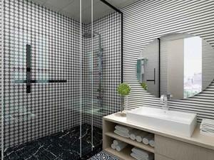 63平米宜家风格小户型室内装修效果图案例