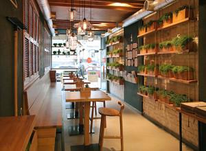 135平米现代风格餐厅装修效果图鉴赏