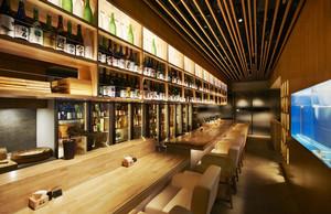 198平米现代风格酒吧装修效果图鉴赏
