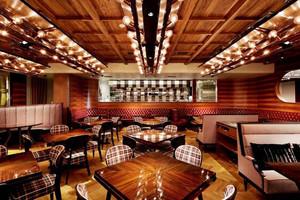 168平米后现代风格酒吧装修效果图赏析