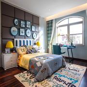20平米现代风格儿童房装修效果图赏析