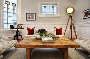 179平米简约美式风格复式楼室内装修效果图赏析